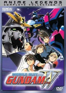 Complete Collection 2 DVD, 2006, 5 Disc Set, Anime Legends