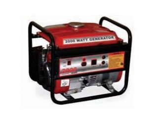 Buffalo Tools GEN154 2000 Watt 2.4 HP Generator