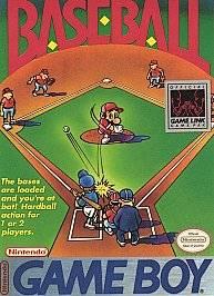 Baseball Nintendo Game Boy, 1989