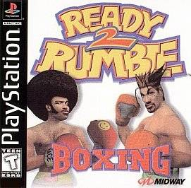 Ready 2 Rumble Boxing Sony PlayStation 1, 1999