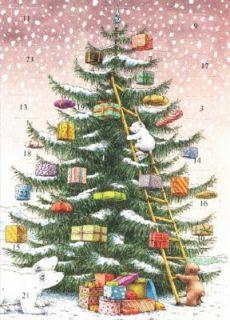 Little Polar Bear Christmas Advent Calendar by Hans de Beer 1997