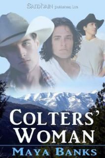 Colters Woman by Maya Banks 2007, Paperback