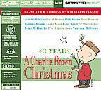 40 Years A Charlie Brown Christmas DVD, 2005, Includes Audio CD