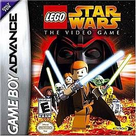 LEGO Star Wars The Video Game Nintendo Game Boy Advance, 2005