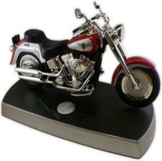 Novelty Manufacturing Harley Fat Boy Single Line Corded Phone