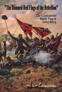 The Damned Red Flags of Rebellion The Confederate Battle Flag at