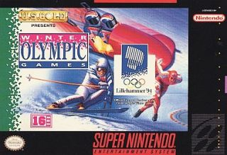 The XVII Olympic Winter Games Lillehammer 1994 Super Nintendo, 1994