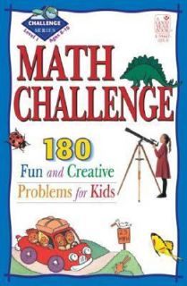 Math Challenge Level I by Marge Eberts and James Riley 2004, Paperback