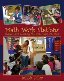 Math Work Stations Independent Learning You Can Count on, K 2 by