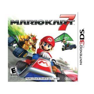 Mario Kart 7 Nintendo 3DS, 2011
