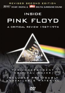 Pink Floyd   Inside Pink Floyd A Critical Review 1967 1974 DVD, 2004