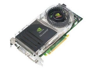 HP NVIDIA Quadro FX 5800 FZ559AA 4 GB PCI Express x16 Graphics adapter