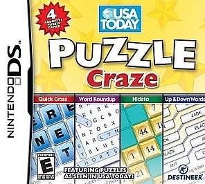 USA Today Puzzle Craze Nintendo DS, 2009
