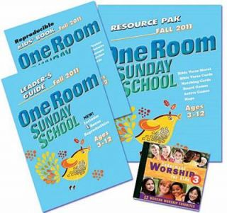 One Room Sunday School Kit Fall 2011 2011, Print, Other