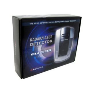 Early Warning EW 303 Radar Detector