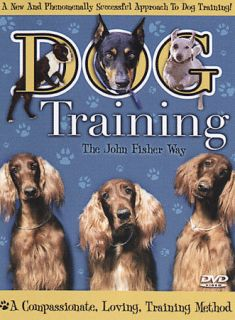 Dog Training DVD, 2004