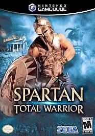 Spartan Total Warrior Nintendo GameCube, 2005