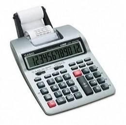 NIB Canon P23 DH 2 Color Mini Desktop Printing Calculator