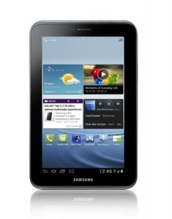 Samsung Galaxy Tab 2 7.0 32GB, Wi Fi 3G Unlocked , 7in   Black
