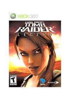 Lara Croft Tomb Raider Legend Xbox 360, 2006