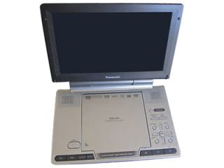 Panasonic DVD LS91 Portable DVD Player 9