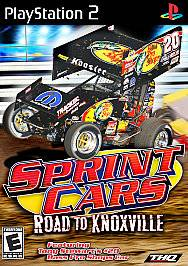 Sprint Cars Road to Knoxville Sony PlayStation 2, 2006
