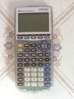 ti 83 plus silver in Calculators