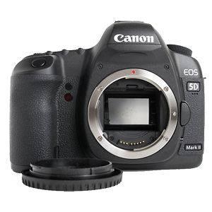 Canon EOS 5D MARK II Body Digital SLR Camera Mark 2 NEW