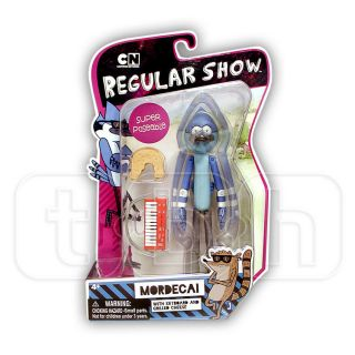 the BLUE JAY figure REGULAR SHOW jazwares CARTOON NETWORK action CN