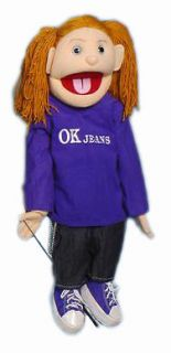 PROFESSIONAL MINISTRY 28 FULL BODY DUMMY VENTRILOQUIST PUPPETS RACHEL