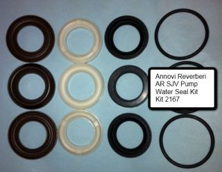 pressure washer pump repair kits