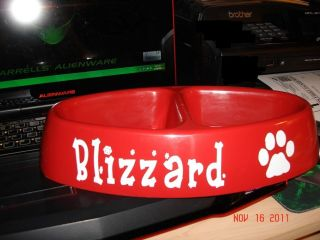 Personalized Pet food Bowls Beautiful for Dogs &Cats