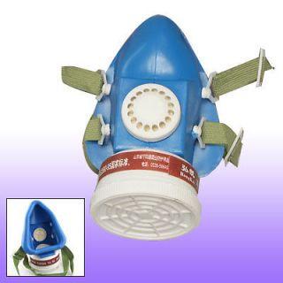 Nose Mouth Air Respirator Facepiece Half Face Mask New