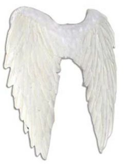 White Angel Wings Real Feather Large Top Quality Fancy Dress Costume
