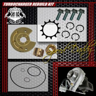 UNIVERSAL T04E T04B T3/T4 TURBO CHARGER/TURBOC​HARGER REBUILD/REPAIR