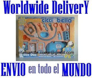 DOLL LOVE n CARE newborn BUA Doctors physician Kit MEDICO MIB