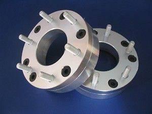 Wheel Adapters 5 Lug 5 To 6 Lug 135 Spacers 2