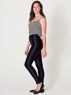 Brand New American Apparel Disco Pants (BLACK, extra Small)