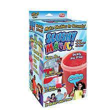 Slushy Magic Original As Seen On TV slush maker New