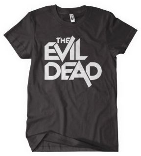 THE EVIL DEAD T SHIRT DVD BLURAY 2 ARMY OF DARKNESS BRUCE CAMPBELL