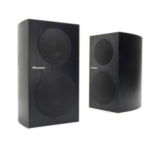 Pioneer Bookshelf Speakers SP BS21 LR Pair New Sealed