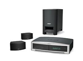 Bose Lifestyle 321 GS Series III 2.1 Home Theater System with DVD