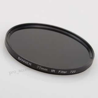 67mm IR 720nm Lens Filter Infrared Infra Red Fo Canon 18 135 70 200