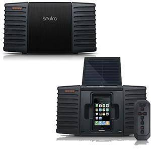 Eton NSP400B Soulra Speaker System iPod Supported Remote Control 11W