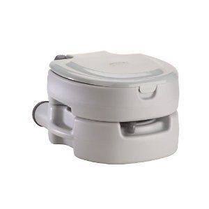 Coleman Portable Camping Hunting Flush Flushing Toilet NEW in BOX