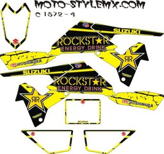 Suzuki LTR 450 graphics kit sticker deco dekor