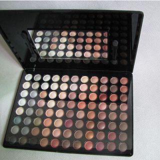 Professional Makeup Warm 88 Full Colors Eyeshadow Palette Makeup Eye