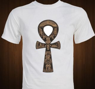 Ankh Symbol   Egyptian Artifact   ancient egypt T shirt