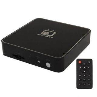 1080P Full HD Android OS 4.0 TV Set Top Box Media Player WIFI RJ45
