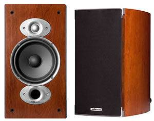 Polk Audio RTi A3 Cherry (Pr)   Open Box 2 Way Bookshelf Speaker